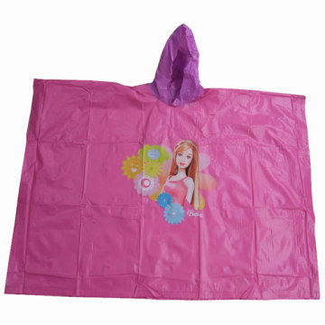 Poncho Pvc durable