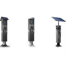 Solar Lade LCD Werbung Maschine