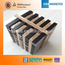 China Manufacture Permanent Magnet N42 Cylinder Magnetics motor Magnetic Block