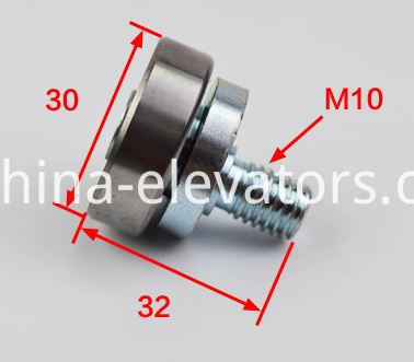KONE Elevator Lower Door Hanger Roller Eccentric Roller Diamter 30mm