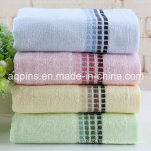 Custom Towel with Embroidered Logo (AQ-008)