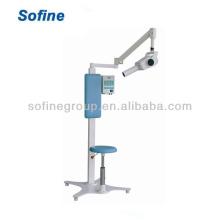 Unidad móvil de la radiografía, máquina dental de la radiografía del tipo móvil con la máquina de la radiografía del CE Precio