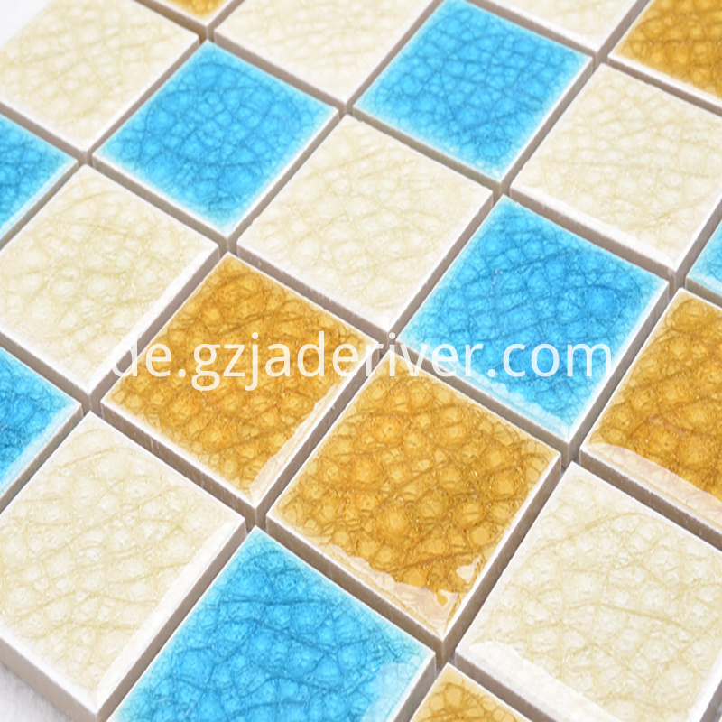 Cheap and Practical Mosaic Tile
