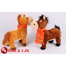 ICTI Audited Factory elektrische Pferd Spielzeug