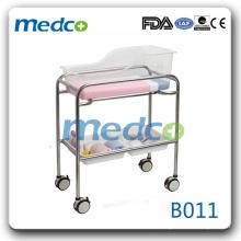 Fornecedor chinês Preços do berço do berço do hospital B011
