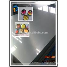 8011 Plaque en aluminium pour vin Bouteilles 0.21mm 0.27mm