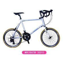 "Bici de carretera de aleación de 20 ""Mini Velo"