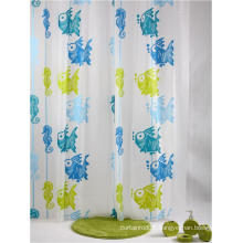 EVA Shower Curtain in Big Lots Supermarket