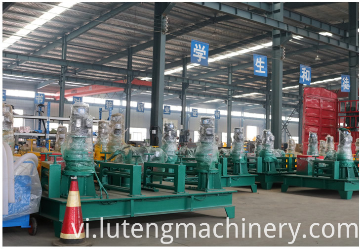 Cnc Auto Profile Bending Machinery