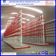 Nanjing Steel Q235 Warehouse Cantilever Rack