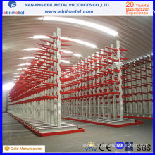 Nanjing Steel Q235 Складская консольная стойка
