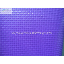 Tela de acoplamiento de PVC respetuoso del medio ambiente / la tela del dosel