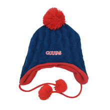 2019 new fashion acrylic custom embroidery logo knitted hat with a pompom
