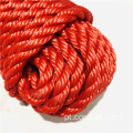Cabo Multipurpose Red 3 Strand PE