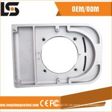 Cnc kundengebundenes Zeichnungs-Entwurfs-Aluminium Druckguss mit anodisierenden Teilen / Aluminiumlegierungs-Casting