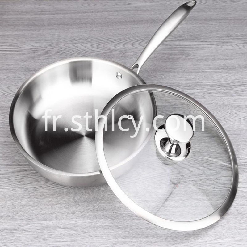 Stainless Steel Pan All Clad