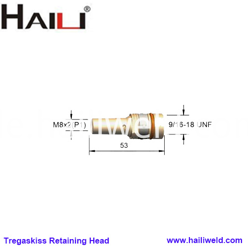404 26 Retaining Head Tregaskiss