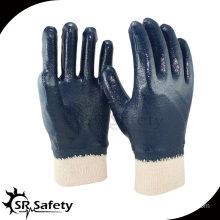 Best jersey liner nitrile gloves industrial heavy duty gloves