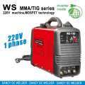 Tig/mma portable inverter welding machine WS180