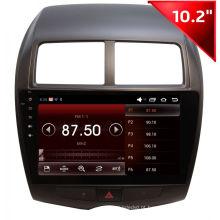 Andriod Car Navegação GPS para Mitsubishi Asx (HD1021)
