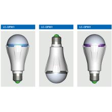 E27 3W LED Ampoule AC85-265V Blanc ou Blanc chaud Couleur