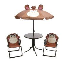 table et chaises de dessin animé plage enfant extérieur