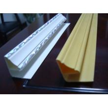 (L) PVC-Clip-Ecken-Schieber