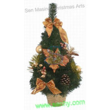 2013 árbol de navidad de metal de mesa