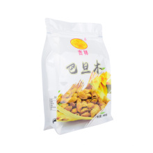 Coffee Bean Powder Snack Nuts Plastic Food Packaging Bag Stand up Pouch Bottom Composite Aluminized Zipper Bagpackaging