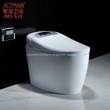 Toilette intelligente à rinçage automatique et toilette intelligente