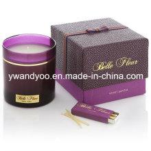 Bougies de massage parfumées de luxe comme cadeau de mariage
