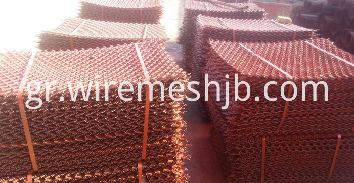 Expanded Mesh Sheet