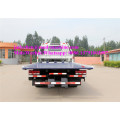 Caminhão destruidor de cama plana 2t levantando 465kgs
