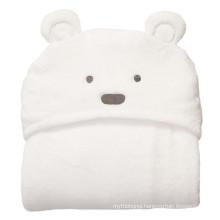 ultra soft baby hooded beach towel