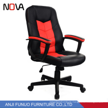 Nova Executive Leather Racing Gaming Style Office Lift Chair For Staff