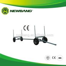 Remolque de ATV de carga larga