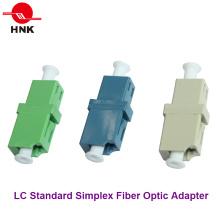 LC Simplex Singlemode, Multimode, Om3 und APC Glasfaseradapter