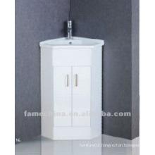 modern corner bathroom vanity