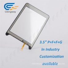 "3.5 ""4 Wire Resisitive Touch Screen Sensor Panel"