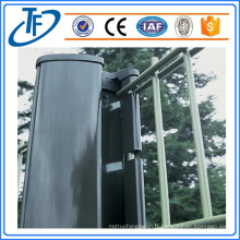 Usine de clôture métallique bilatérale de qualité supérieure