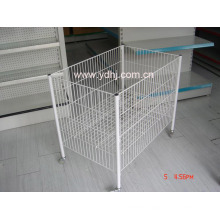 Yd-F3 Promotion Table with Wheels and Red Colour