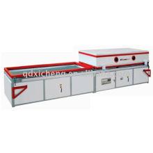 QC2611B Máquina de prensado de membrana de vacío para carpintería usada para puertas de PVC