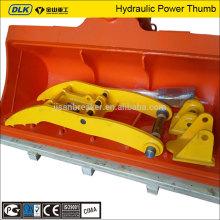 bucket thumb hydraulic thumbs for 17-22 tons excavator