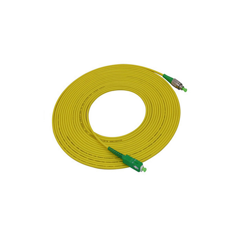 SC/APC Duplex Optic Patch Cord