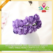 Große dekorative Blume billigem Papier Dekorationen großen Blüten