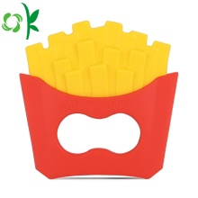 Imitation Snacks Baby Toys Silicone Potato Chips Teether
