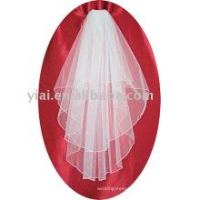 2013 wholesale new bridal wedding veil YH3004
