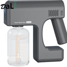 Nano Sprayer Machine Cordless Electric Fogger Large Capacity Handheld Rechargeable Atomizer Portable Nano Spray Gun