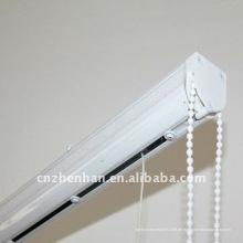 Neuer Vorhangentwurf, Vorhangzusatz, Vorhangschienenbefestigung, römische Blindzusätze, römische Blindspur, römische Blindkomponenten