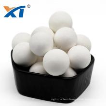 Industrial 95% Al2O3 ceramic grinding balls 3mm 6mm high alumina ceramic ball